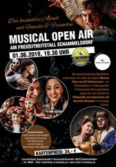Musical Open Air am Freizeitreitstall Schammelsdorf